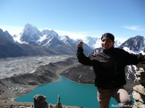 Gokyo Lake Trekking - Nepal Everest Base Camp Trekking
