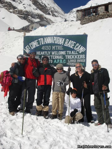 - Nepal Everest Base Camp Trekking