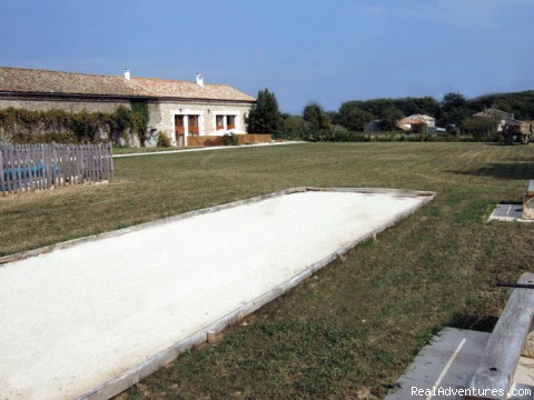 Boules alley - Le Poirier beautiful 4 bed barn conversion