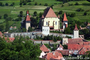 Biertan Fortress - Tour Romania - Medieval Towns and Castles of Transylvania Tour