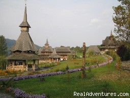 Tour of Romania UNESCO monuments