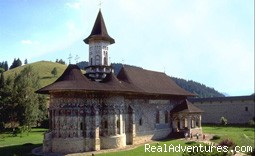 Bucovina Paitined Monastery - Tour of Romania UNESCO monuments
