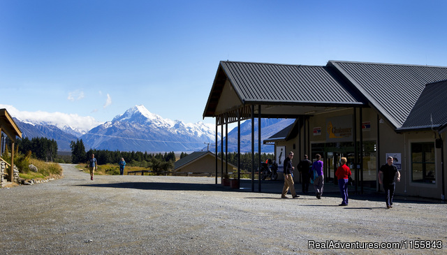 - Glentanner Park Centre Mount Cook New Zealand