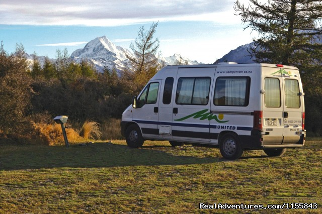 Glentanner Powered Campervan Sites (#2 of 15) - Glentanner Park Centre Mount Cook New Zealand