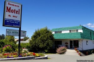 Welcome to our Cottage Style Motel Port Alberni, British Columbia Hotels & Resorts