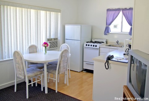 Kitchen Suite - Welcome to our Cottage Style Motel