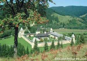 Bucovina and its Beautiful Painted Monasteries
