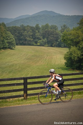 Tour d'Epicure Virginia Cycling Adventures