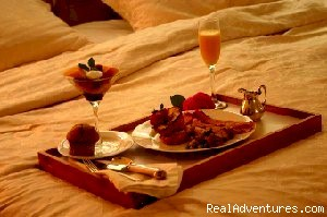 Bryn Rose Inn, Breakfast in Bed - Secluded B&B on Confederate Battle lines