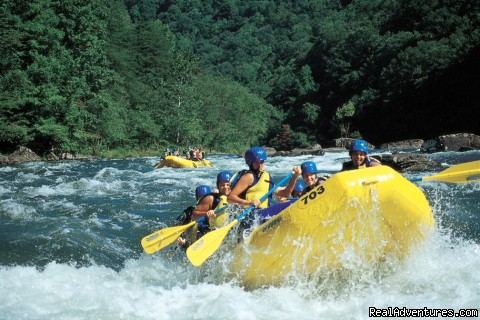 Image #3 of 7 - Rivermen West Virginia Whitewater Rafting