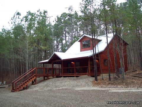 Five Star Cabins (A Mountain Getaway)