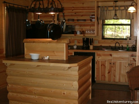 Rising Star Cabin - Five Star Cabins (A Mountain Getaway)