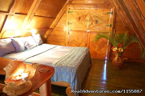 Chalet 1: bedroom - Chalet Tropical Village