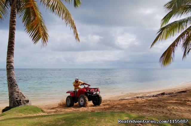 ATV excursion - Chalet Tropical Village