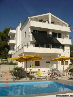 Quiet location-Near Beach-Pool-Near town Center Trogir, Croatia Vacation Rentals