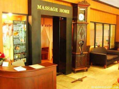 Massage Home - Vacation In Bangkok
