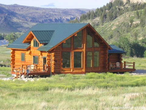 Romance & Adventure at the Montana Beartooth Cabin