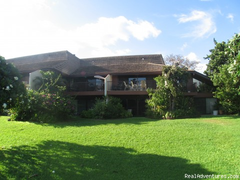 7 Bedrm/5Ba Townhome w/Heated Pool & Cent AC Kihei, Hawaii Vacation Rentals