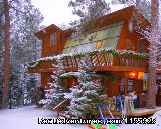Wintergreen Dogsled Lodge (#8 of 11) - Dog Sledding Vacations & Dog Mushing Tours