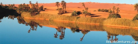 Real Adventure in Libya with AYA Tours :