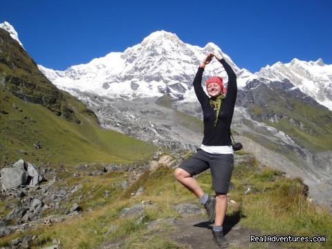Visit Nepal, Travel Nepal: Trekking in Nepal