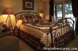 All bedrooms overlook the Ocean - Ketchikan's Finest Waterfront Vacation Rental B&B