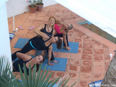 - Florian Villa - Yoga and Adventure Retreats