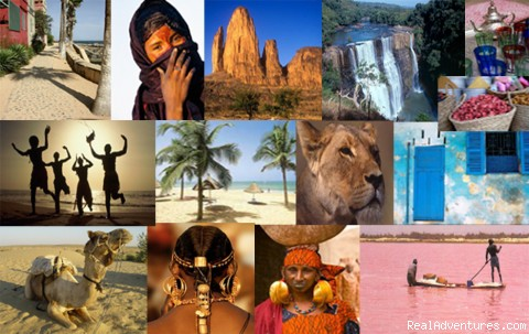 Discovery Getaways & Guesthouses in  West Africa
