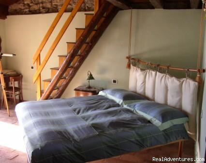 La Bardana double bedroom - For anyone who wants to taste a peaceful atmospher