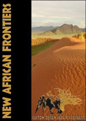 New African Frontiers Tours & Safaris Windhoek, Namibia Sight-Seeing Tours