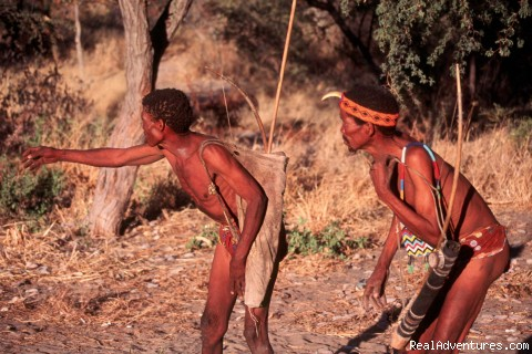 San People of the Kalahari (#4 of 20) - New African Frontiers Tours & Safaris