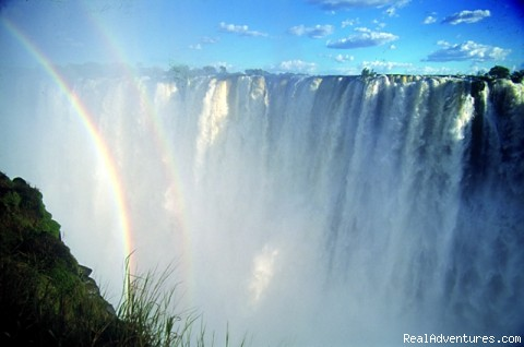 Victoria Falls, Zimbabwe - New African Frontiers Tours & Safaris