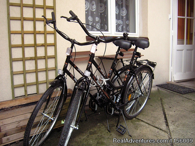 2 Bicycles In The Price Of Rental - Comfort Studio+ 2 BIKES