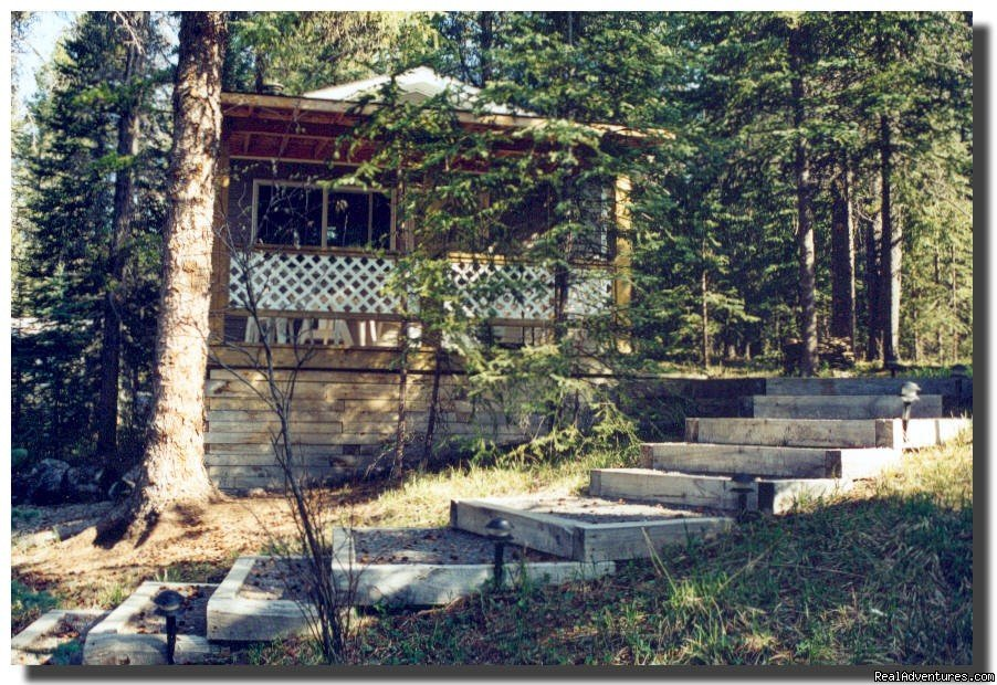 Private, secluded cabins with modern amenities located in historic Nordegg, AB.  Cheechako Cabins is family-owned and operated and pride themselves on providing exceptionally clean, quality accommodations at a fair price.  Nobody beats their service!