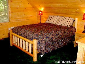Bedroom - Cedar Lake Lodge