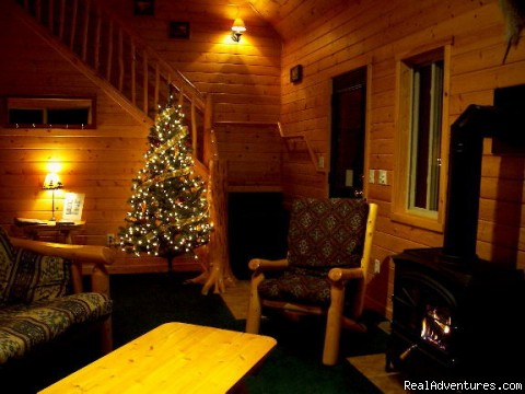 Christmas at the Lodge - Cedar Lake Lodge