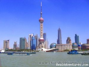 Skyline of Shanghai - 8 Days Essence of China (Beijing/ Xian/ Shanghai)