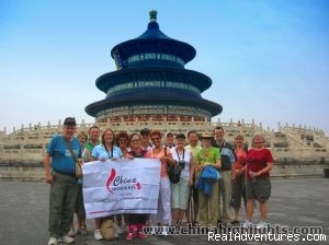 Beijing Temple of Heaven (#4 of 5) - 8 Days Essence of China (Beijing/ Xian/ Shanghai)