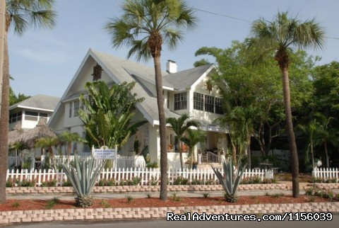 Florida Getaway at Beach Drive Inn Bed & Breakfasts St. Petersburg, Florida