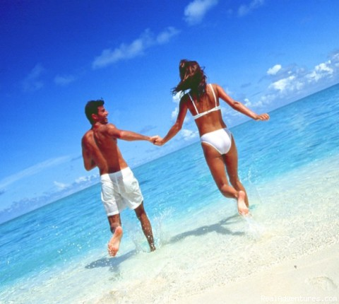 Typical  Holidays in Maldives a  real adventures