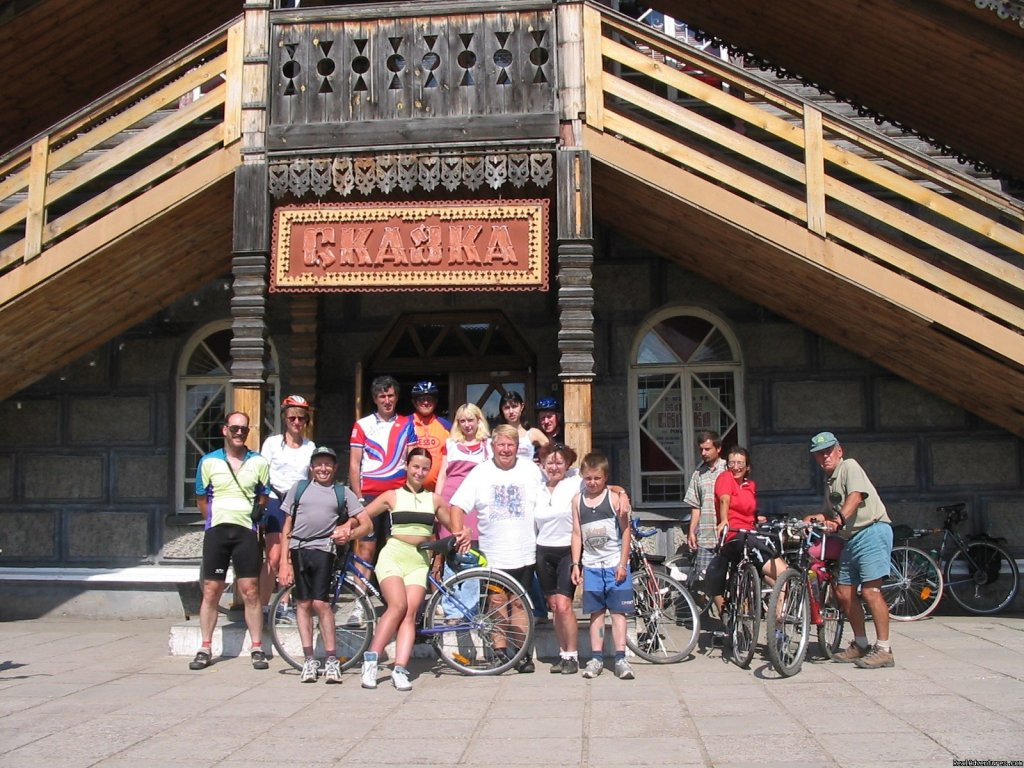 Restaurant | Image #2/4 | Golden Ring of Russia bicycle tour