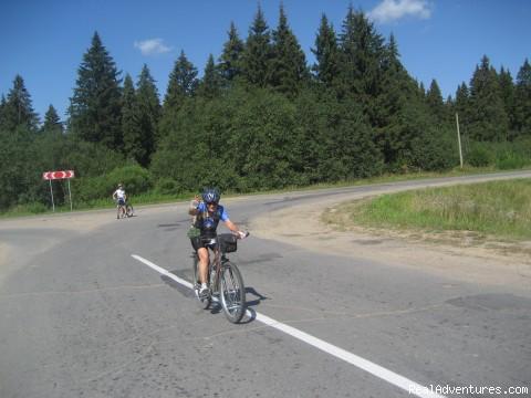 Golden Ring Of Russia Bike Tour