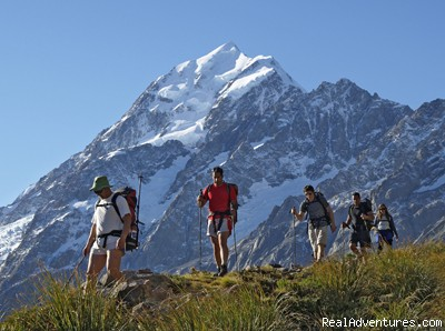 Get high on some alpine hikes in New Zealand