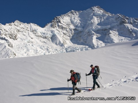 Snowshoe Expedition to Caroline Hut - Get high on some alpine hikes in New Zealand