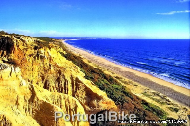 Portugal Bike - Towards the Algarve (Road Bike)