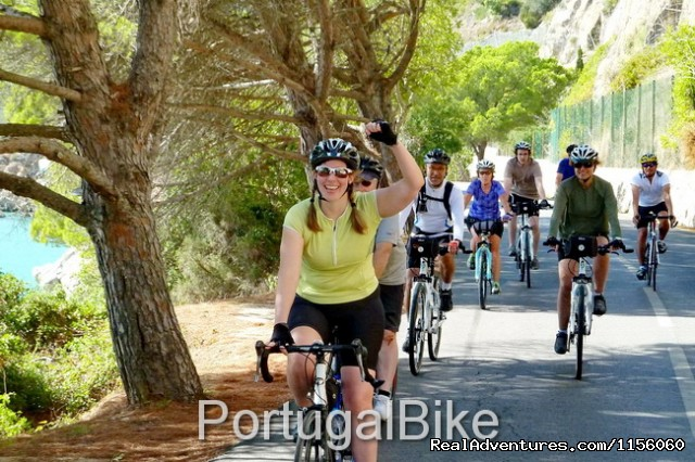 Image #4 of 26 - Portugal Bike - Towards the Algarve