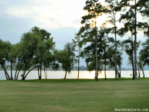 Golf Course with Lake  - Lake and Golf Course Home Just North of Houston TX