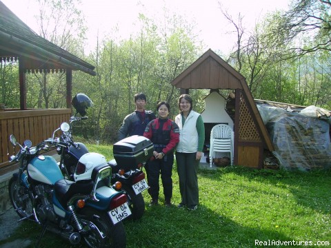 - Transylvanian motorcycle touring professionals