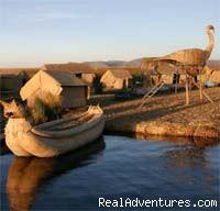 Alaska und Peru Reisen