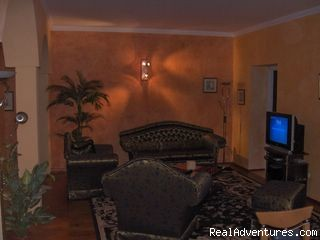 Chisinau City,spacious 2 bedroom short term rental